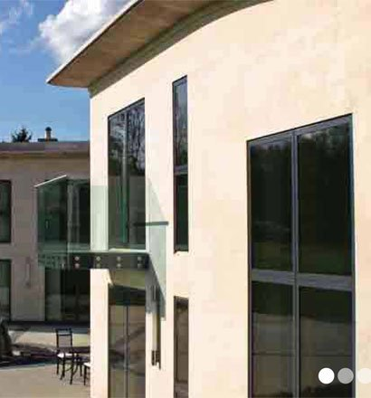 Tempietto Architects site development