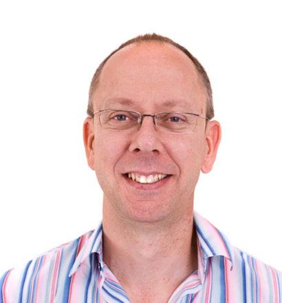 Christopher Higenbottam, Managing Director