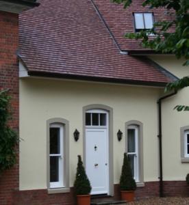 Extension & Refurbishment</p> <p>Netherby Grange<br />